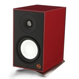 Paradigm Shift A2 Self Powered Speaker Red Gloss