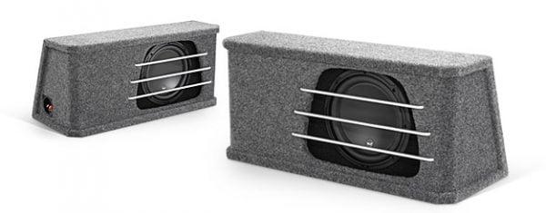 JL Audio HO110RG-W3v3 #93135 - High Output Subwoofer System